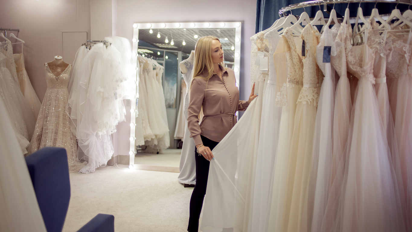 Bridal & Formal Wear Retailer for Sale