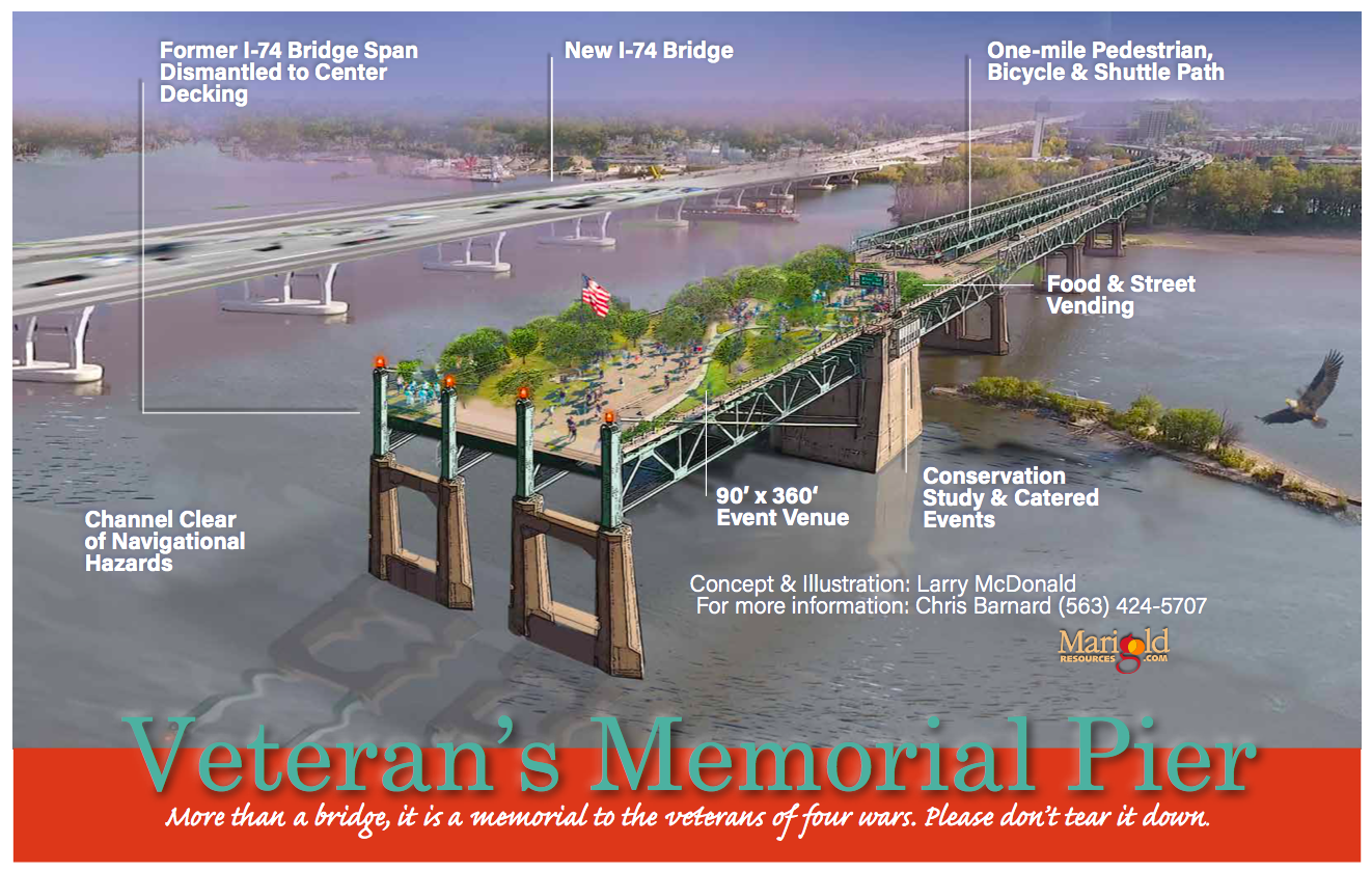 I-74Bridge.VeteransMemorialPierConcept.MarigoldResources.Jan2021
