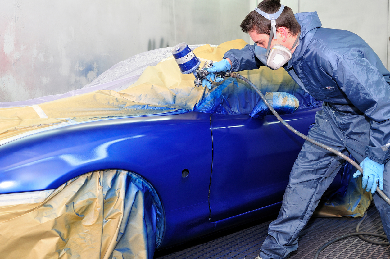 Full Service Auto Body & Paint Shop - Marigold Resources