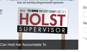Holst for County Supervisor